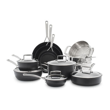 Sur La Table La Marque 84 15-Piece Nonstick Cookware Set
