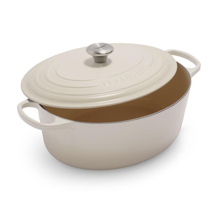 Le Creuset Signature Oval Dutch Oven, 8 qt.