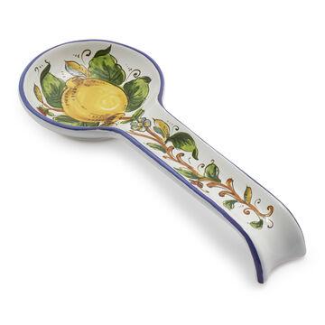 Lemons Deruta Spoon Rest