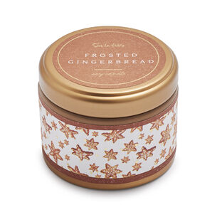 Frosted Gingerbread Soy Candle, 3 oz.