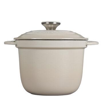 Le Creuset Rice Pots with Stoneware Insert, 2.25 qt.
