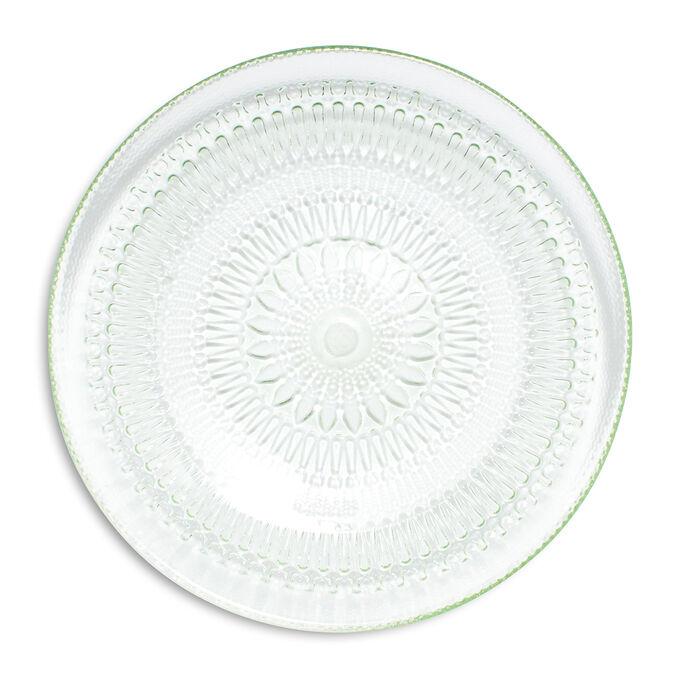 Sur La Table Floral Plate