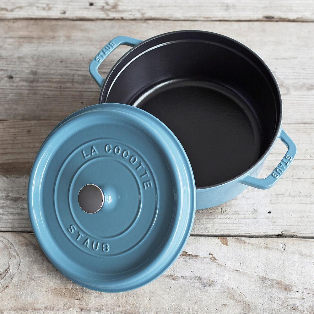 Staub Round Cocotte, 4 qt.