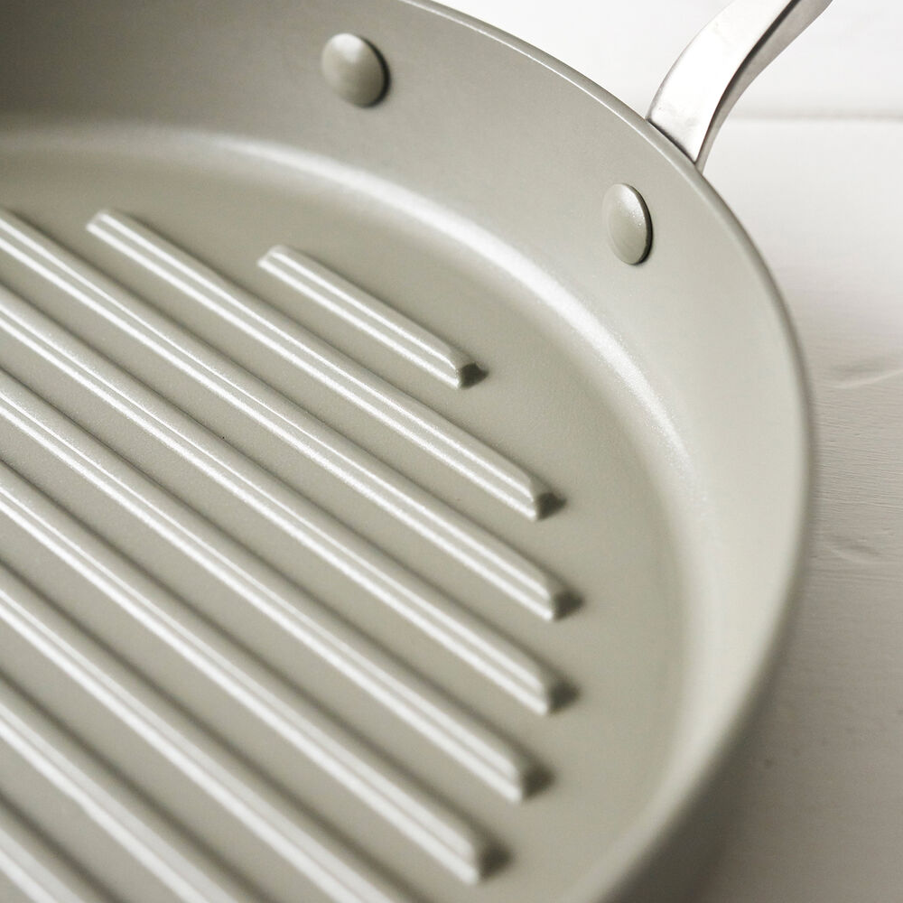 GreenPan Pure Ceramic + Magneto Healthy Grill Pan