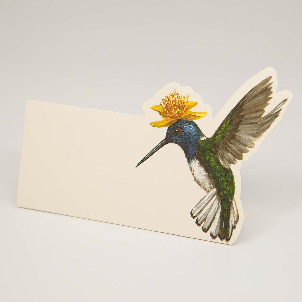 Bird Paper Table Settings