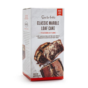 Sur La Table Classic Marble Loaf Cake