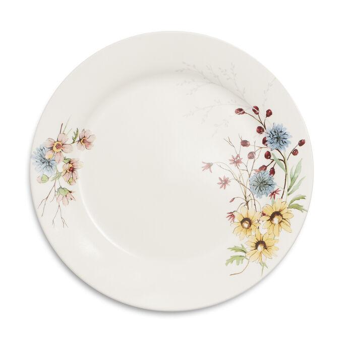 Wildflower Dinner Plate