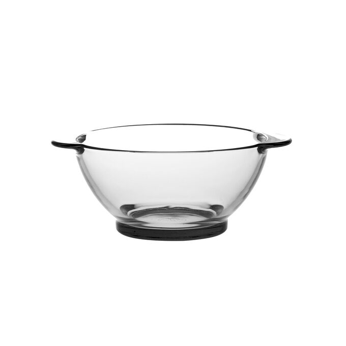 "Duralex Lys 5.75"" Bowls with Handles, Set of 6"