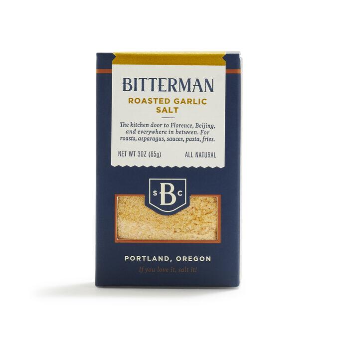 Bitterman Garlic Salt, 3 oz.