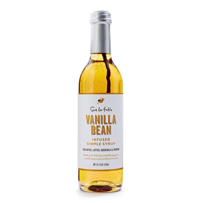 Vanilla-Bean-Infused Simple Syrup