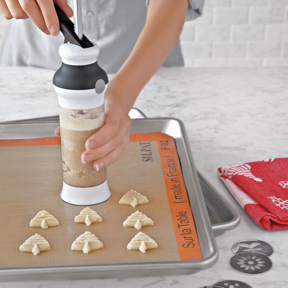 OXO Cookie Press with Storage Box