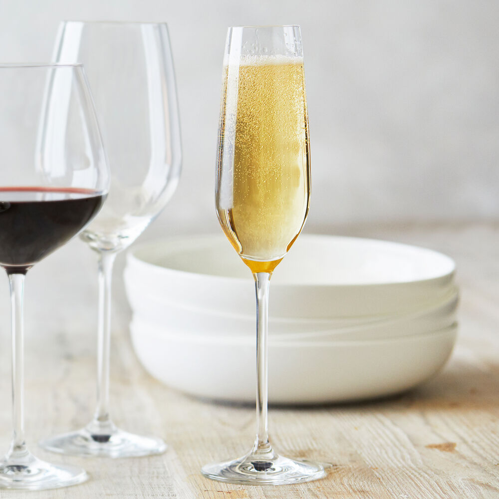 Schott Zwiesel Fortissimo Champagne Flutes