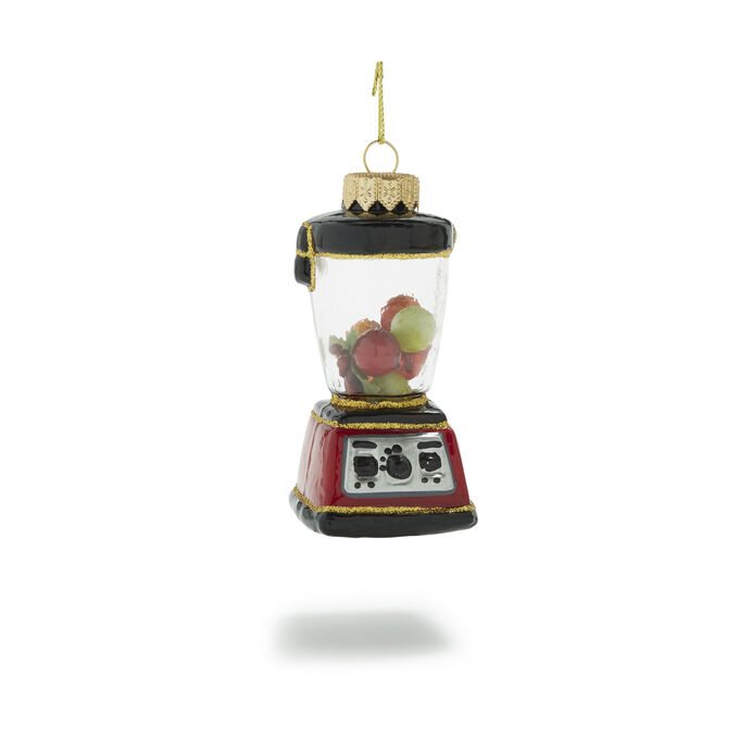 Blender Glass Ornament