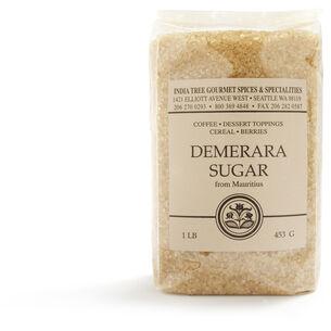 Demerara Sugar, 16 oz.