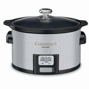 Cuisinart Programmable Slow Cooker, 3.5 qt.