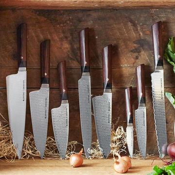 Bob Kramer Meiji Chef's Knives by Zwilling J.A. Henckels