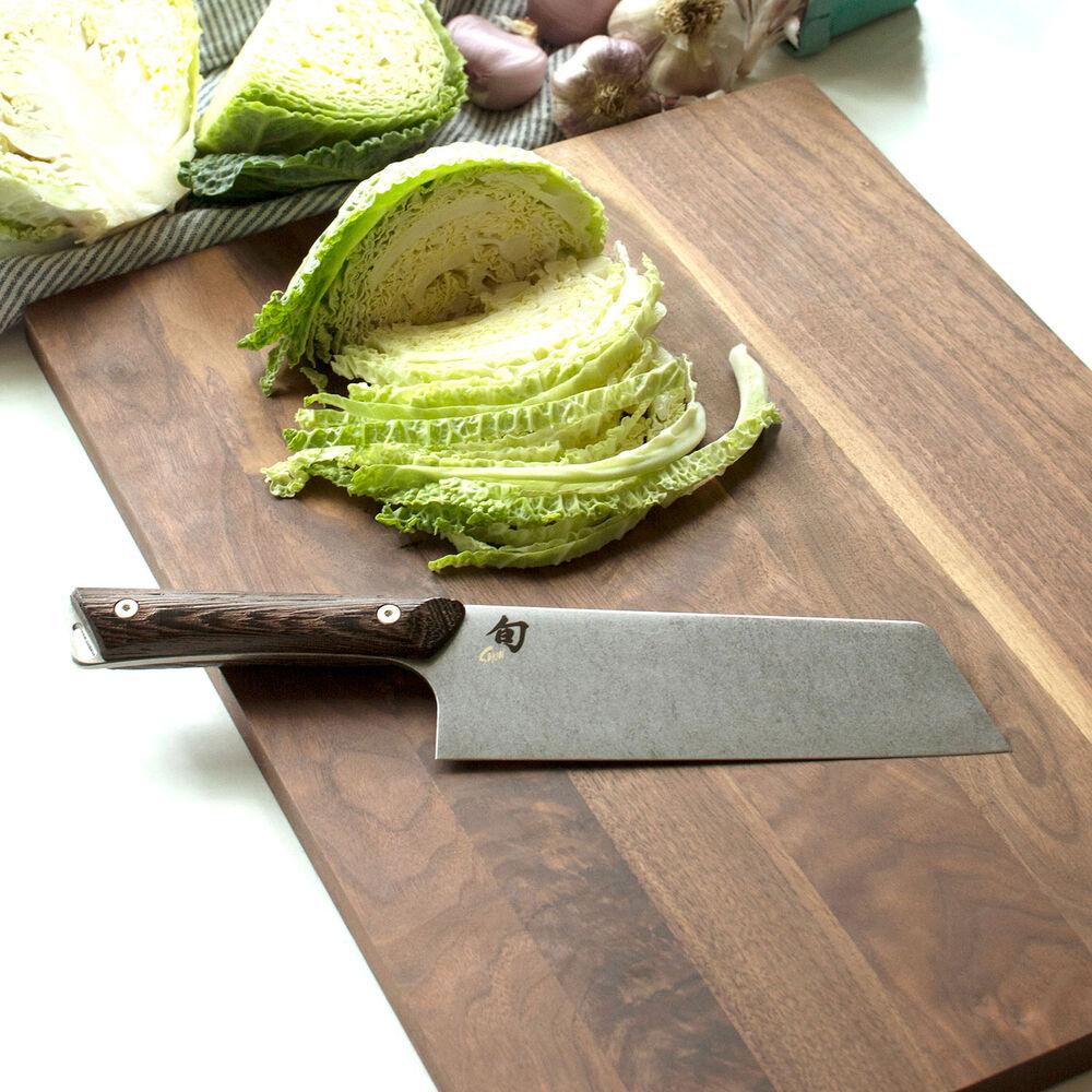 "Shun Kanso Asian Utility Knife, 7"""