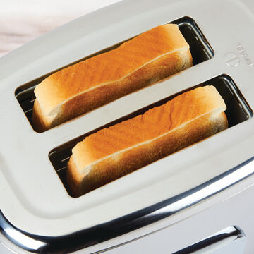 All-Clad Stainless Steel 2-Slice Digital Toaster