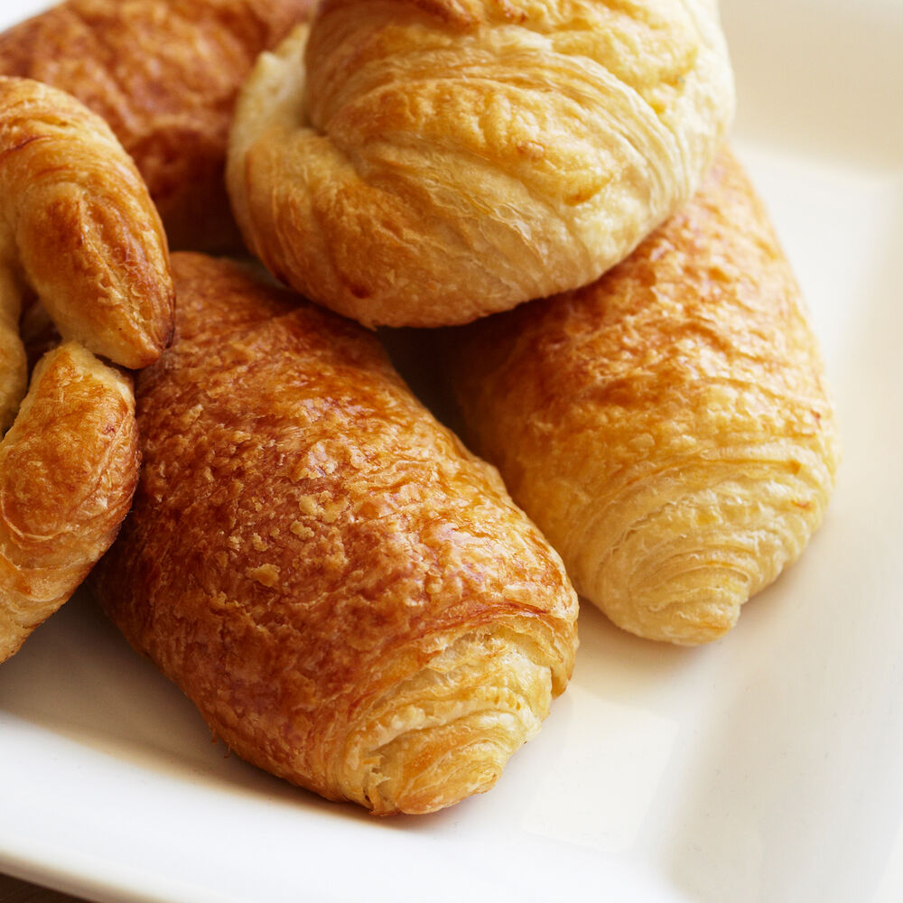 Gaston's Bakery Chocolate Croissants, Set of 15