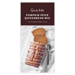 Sur La Table Pumpkin Quick Bread Mix with Glaze