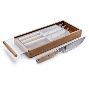 Miyabi Birchwood Steak Knives, Set of 4