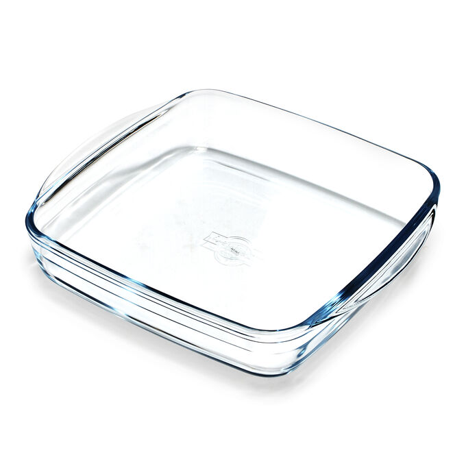 "Ô Cuisine Glass Square Baking Dish, 8.6"" x 8.6"""
