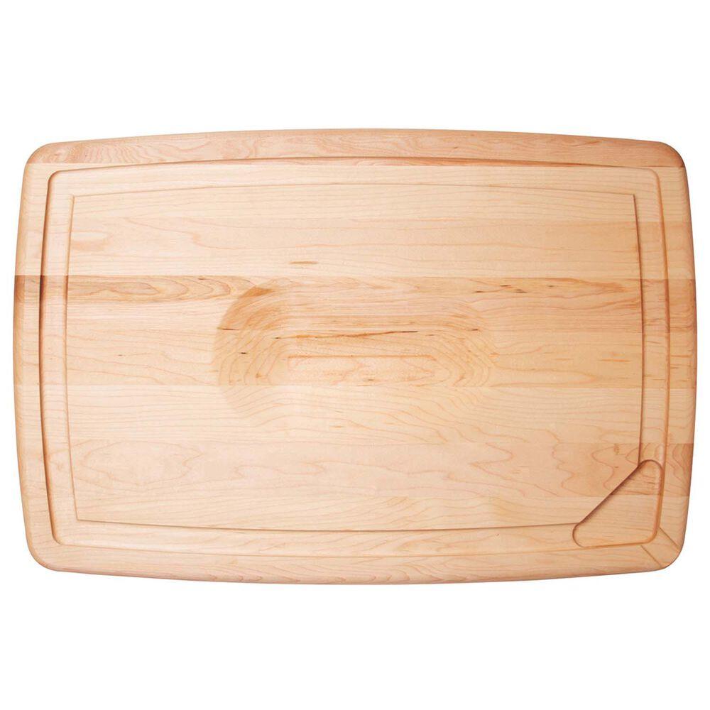 Pour Spout Cutting Board