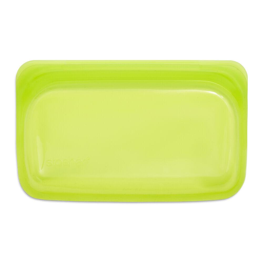 Stasher Reusable Silicone Snack Storage Bag