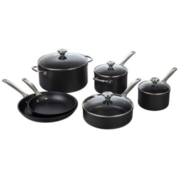 Le Creuset Toughened Nonstick PRO 10-Piece Cookware Set