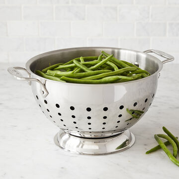 All-Clad Stainless Steel Colander