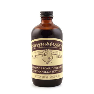 Madagascar Bourbon Pure Vanilla Extract, 8 oz.