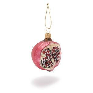 Pomegranate Glass Ornament