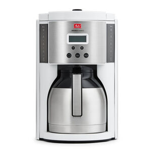 Melitta Aroma Enhance Coffee Maker with Glass Carafe, 10 cup