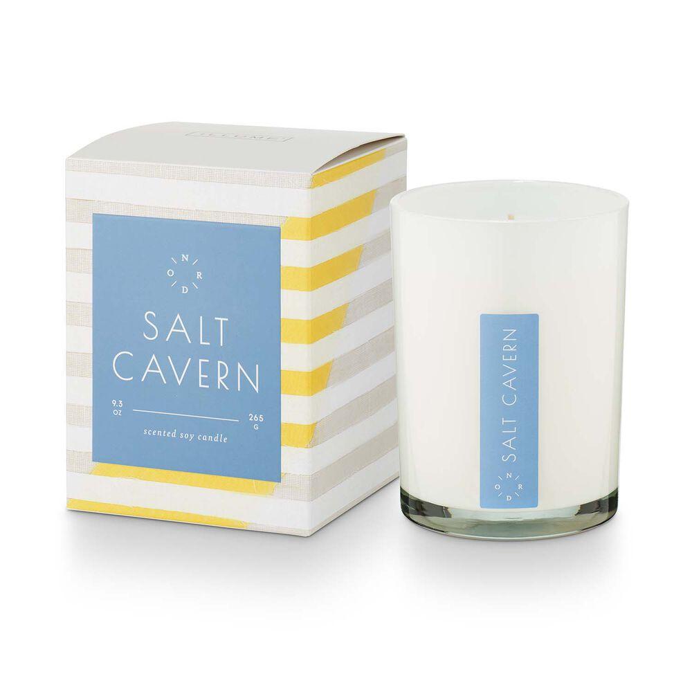 Illume Salt Cavern Seafare Glass Candle, 9.3 oz.