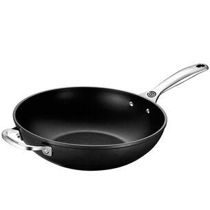 "Le Creuset Toughened Nonstick Stir Fry Pan, 12"""