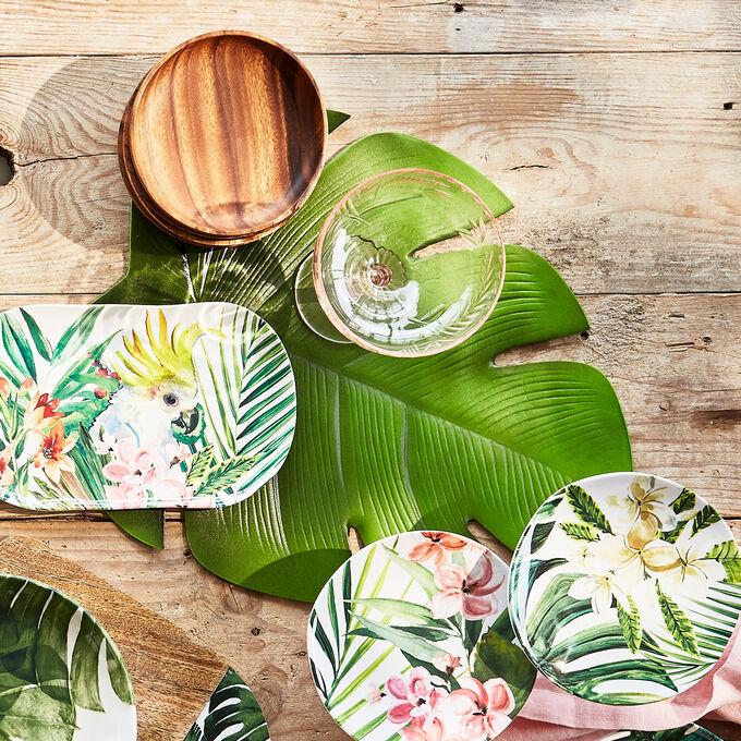 Palm Leaf Placemat