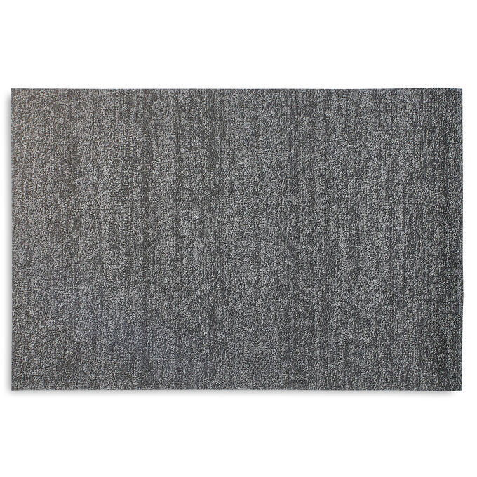 Chilewich Shag Mat, Heather Grey