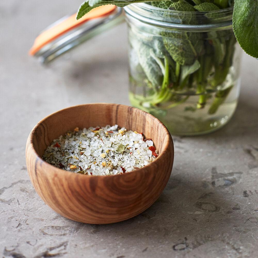 Mini Olivewood Bowl