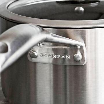 Scanpan CS+ Saucepan with Lid