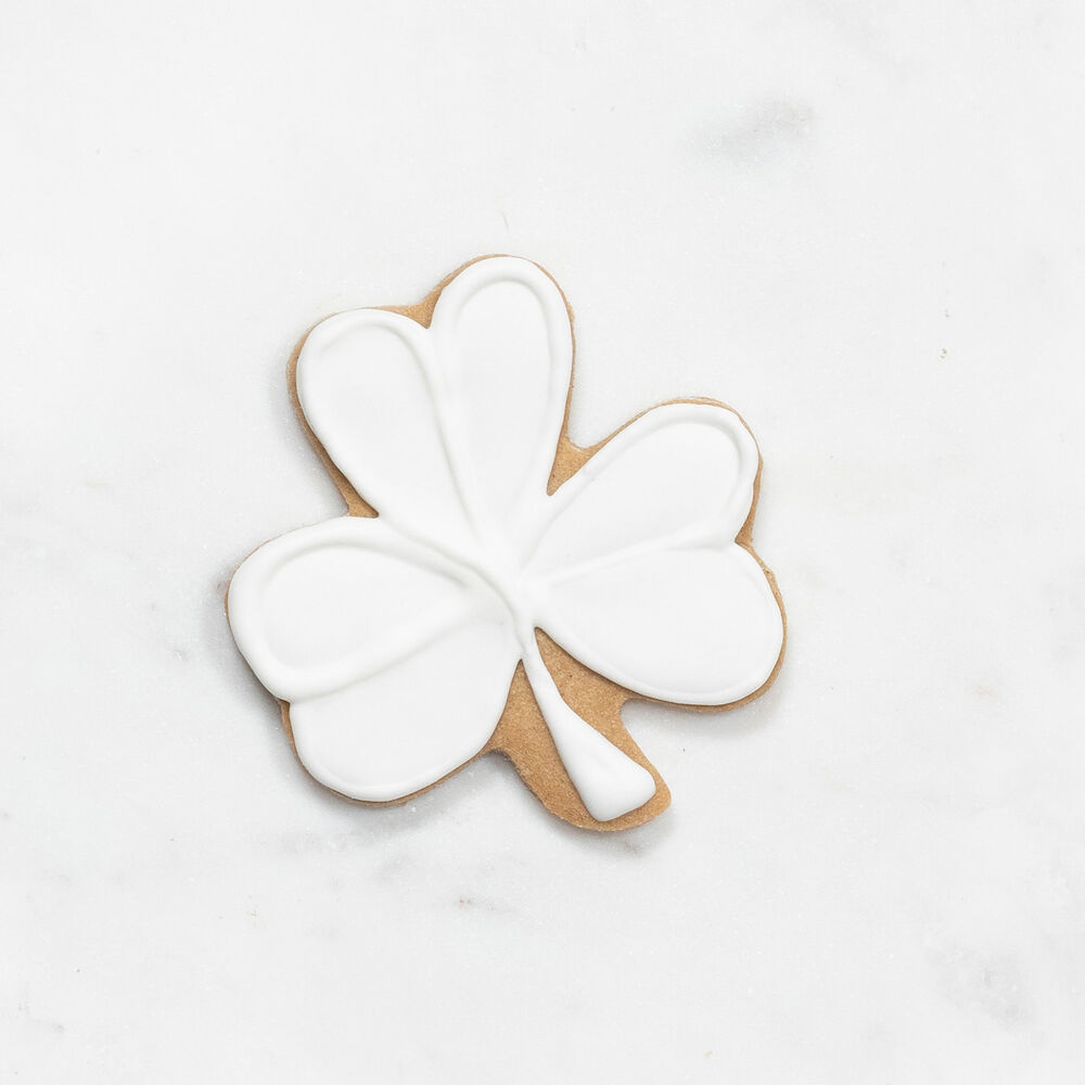 Shamrock Cookie Cutter, 3""