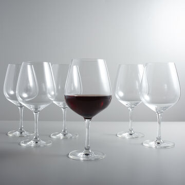 Schott Zwiesel Congresso Red Wine Glasses, Set of 6