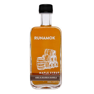 Runamok Bourbon Barrel-Aged Maple Syrup – Grade A Amber