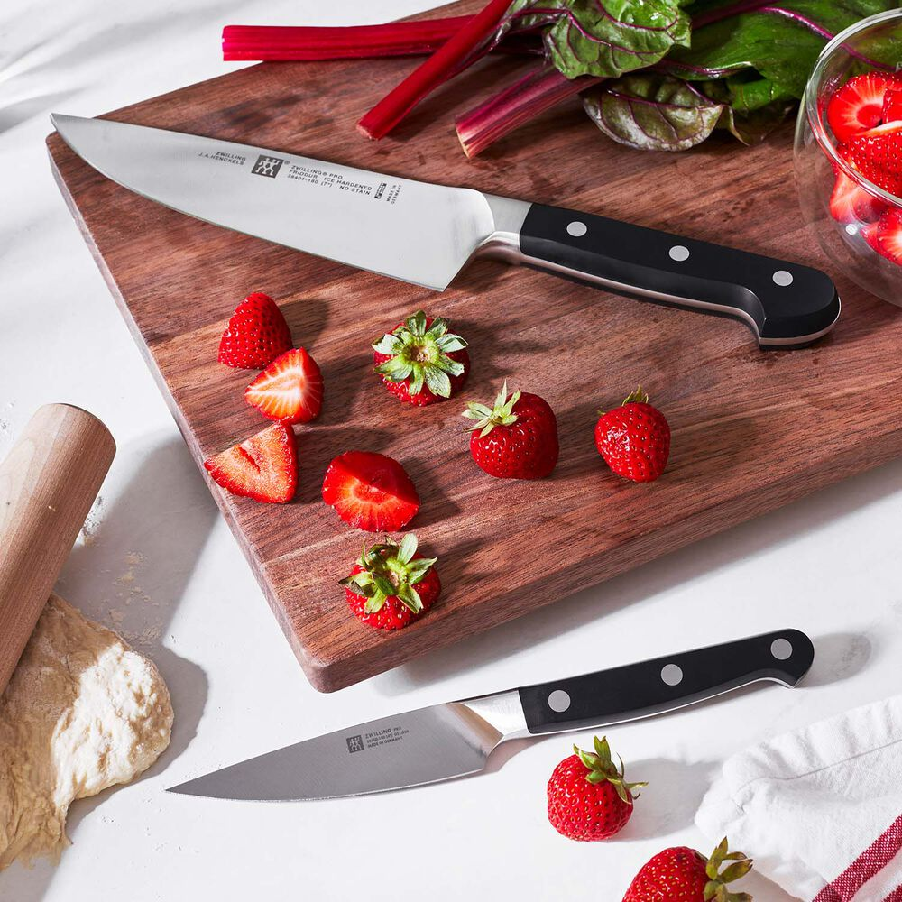 Zwilling Pro Chef's Knife and Paring Knife Set