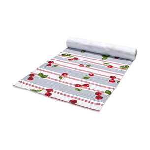 Cherry Stripe Runner