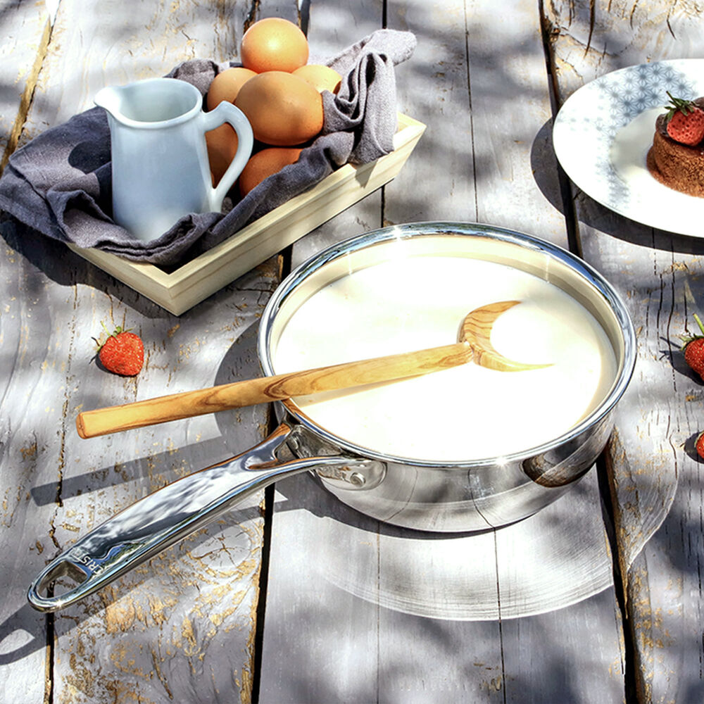 Cristel Castel'Pro 5-Ply Saucepans