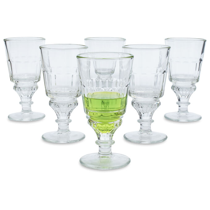 La Rochère Bistrot Absinthe Glass, Set of 6