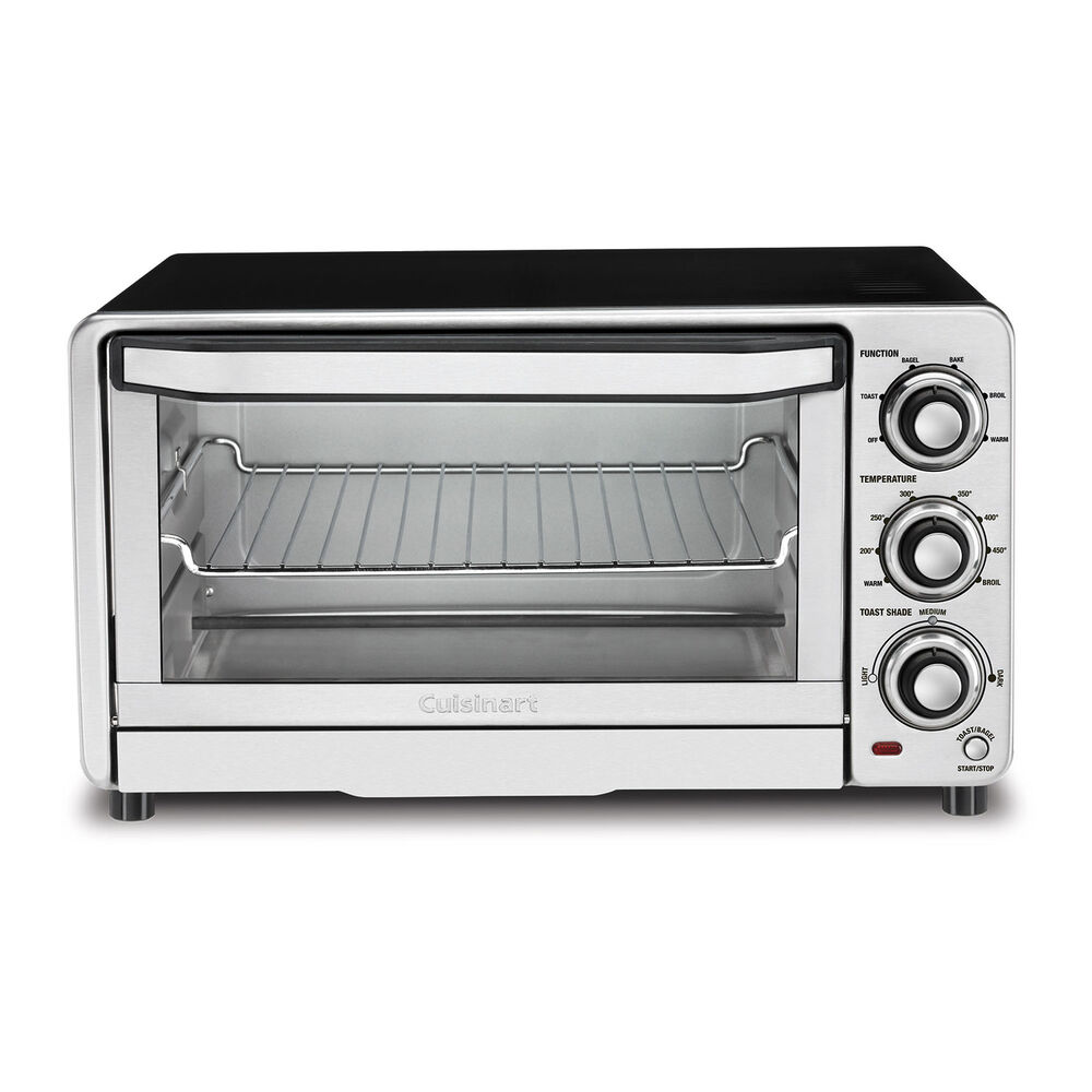 Cuisinart Custom Classic™ Toaster Oven and Broiler