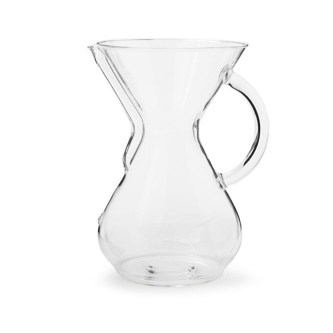 Chemex Classic Series Drip Coffeemaker with Glass Handle