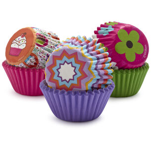Wilton Pinks and More Mini Cupcake Liners, 150 Count