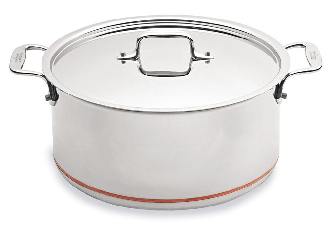 All-Clad Copper Core Stockpot, 8 qt.